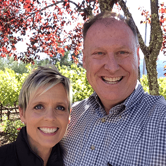 Poggi Wines is owned by Tom and Laurie Poggi.