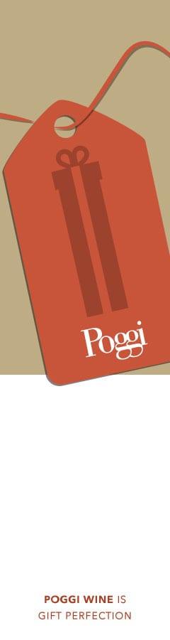 Poggi Wine Gift Certificate