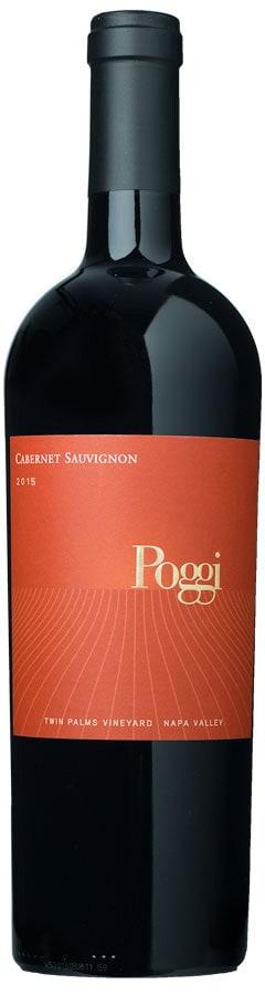 Poggi Twin Palms Vineyard 2014 Cabernet Sauvignon, Small Lot Winery